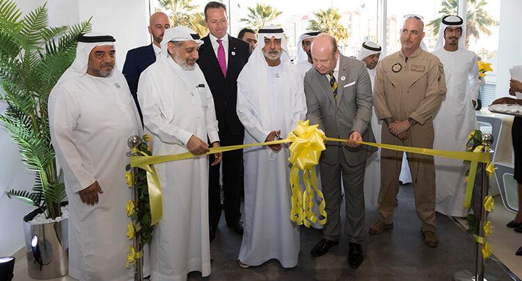 Adamas Motors LLC opens Lotus Cars showroom  in Abu Dhabi